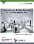 Managing the Shifting Currents of Customer Master Data