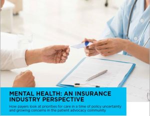Mental Health: An Insurance Industry Perspective