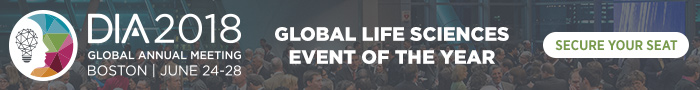 DIA 2018 Global Annual Meeting - Boston - June 24-28