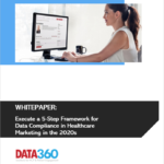Whitepaper about Data Compliance and Healthcare Marketing