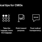 Five practical tips for CMOs